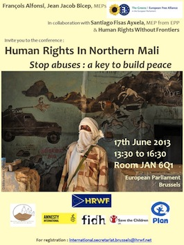 Human Rights in Northen Mali