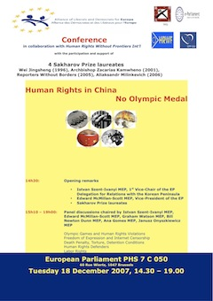 China: No Olympic Medal